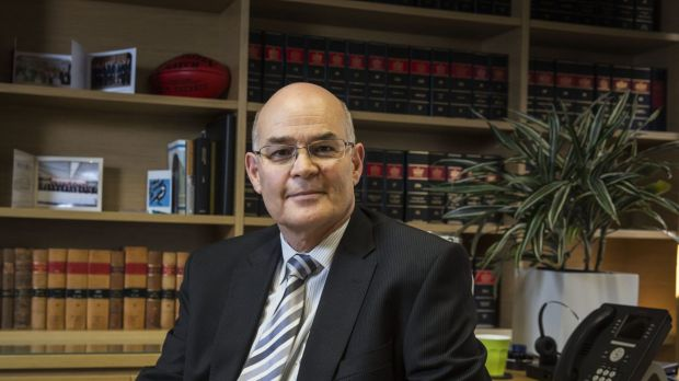 Gary Ulman, president of the Law Society of NSW, says the new Compulsory Third Party scheme would reduce benefits for up ...