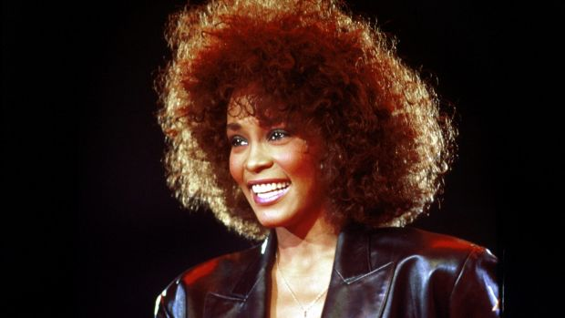 Whitney Houston in June 1988. Director Nick Broomfield theorises that part of the reason the singer/actor was so unhappy ...