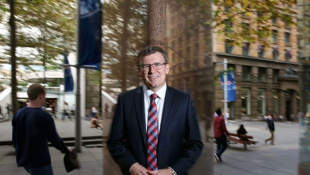 Human Services Minister Alan Tudge in Sydney.