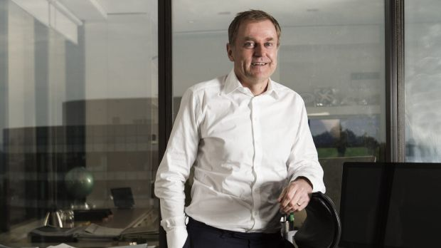 Peter Tonagh, CEO of Foxtel, says pirating a movie is theft.