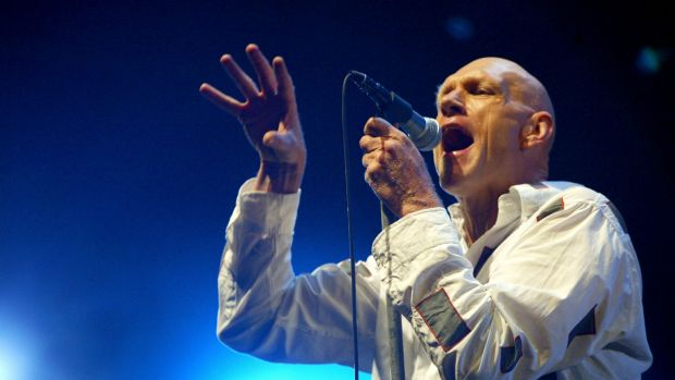Midnight Oil will begin their world tour in Brazil in April ahead of an Australian leg in October.