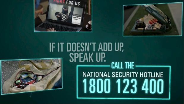 The Turnbull government will run an $8 million national security ad blitz during the election campaign.