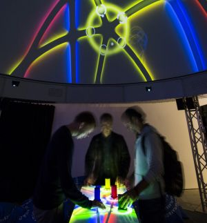 Jonathan Duckworth's award-winning dome uses play as a form of rehabilitation from stroke and traumatic brain injury.