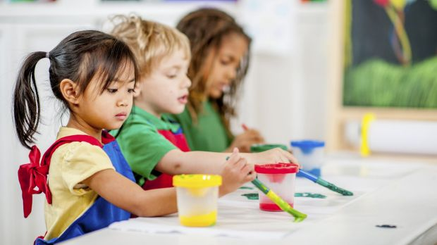 More funds for preschool places.