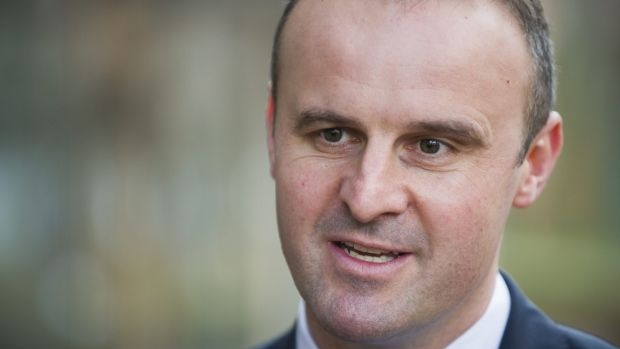 ACT Chief Minister Andrew Barr urged the prime minister to rethink plans to move public servants to Armidale.