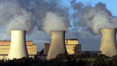 The Yallourn power plant in Gippsland's Latrobe Valley could be a target for terrorism.
