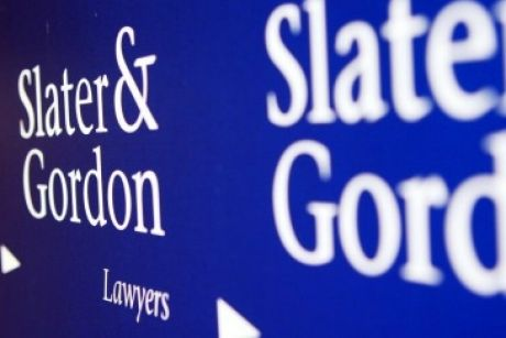 Law firm Slater & Gordon has been hit with a discrimination claim by one of its former employees.