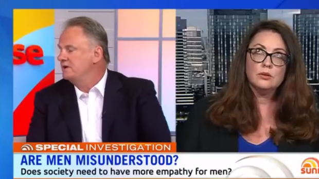 Mark Latham and Van Badham.