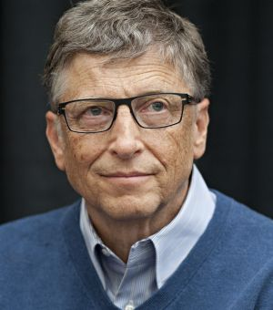 Microsoft's Bill Gates would have enough to help create almost 140,000 businesses.