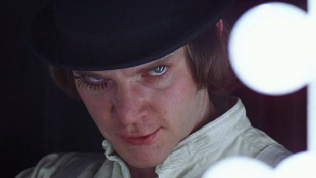 A Clockwork Orange was one of Kubrick's most controversial works.