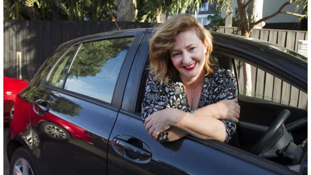 George McEnroe is starting a new ride share business called Mum's Taxi.
