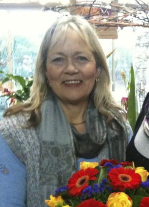Joh Dickens, of Kingswood Florist, is the president of the Professional Florists Association of NSW.