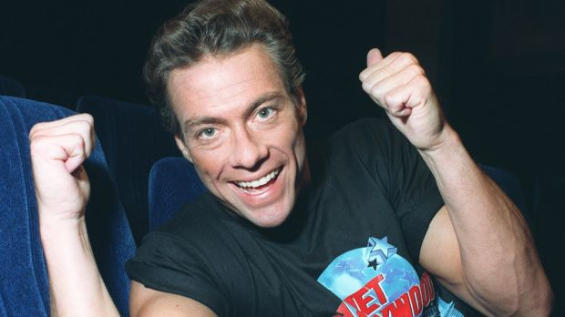 Jean-Claude van Damme had a drink and a chat with One  Nation this week.