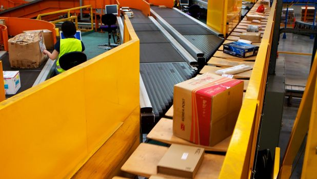 Australia Post believes it can offer Amazon a range of delivery options once it opens in Australia.