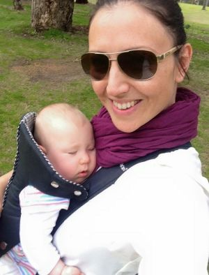 """""""I was still breast feeding my little one...it was just excruciating."""""""