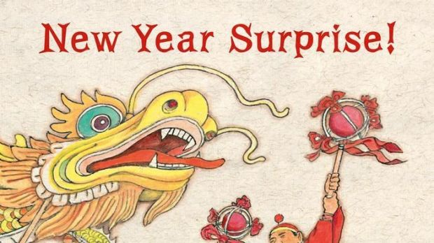 <i>New Year Surprise!</I> (NLA Publishing. $24.99)