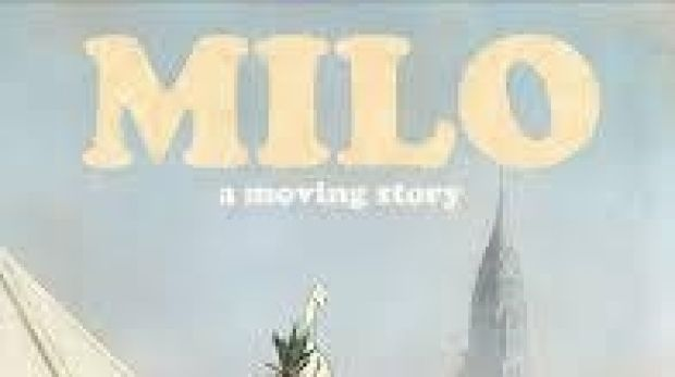 <i>Milo: A Moving Story </I>(Allen & Unwin. $29.99).