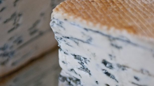 Berrys Creek gourmet Riverine blue cheese.