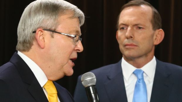 Former prime ministers Kevin Rudd and Tony Abbott have both said that Australia should pursue missile defence.