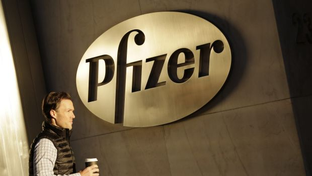 Drug company Pfizer has imposed controls on the distribution of its products.
