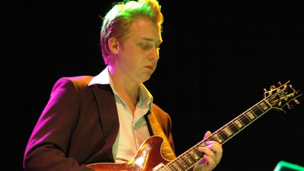 James Muller is one of the world's most exciting guitarists and some of his solo work was astonishing.