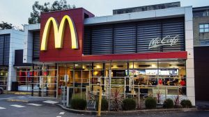 McDonald's will introduce a delivery service at some of its Perth stores.