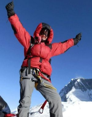 Maria Strydom was an experienced mountaineer who had successfully climbed Denali in Alaska, Aconcagua in Argentina, ...