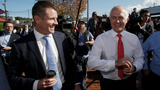 Mike Baird and Malcolm Turnbull  are pushing for party reform