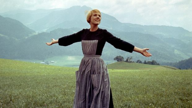 A rebellious young monk who falls for the stern single mother of the Von Trapp brood? We'd watch that.