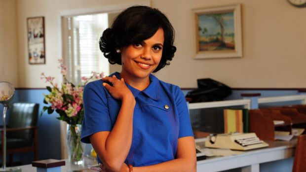 "Miranda Tapsell in <i>Love Child</i>: ""It's an exciting time to be an Indigenous actor."""