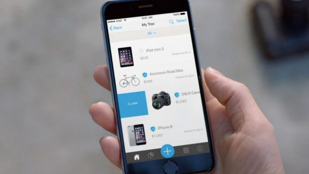 On-demand insurer Trov launched in Australia first because of the country's high smartphone penetration rate.