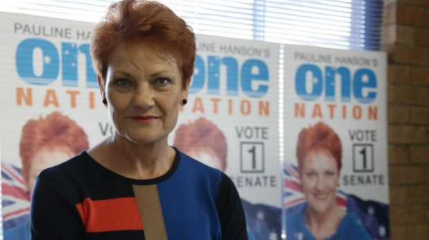 Pauline Hanson has her best chance to win an election in almost 20 years, according to political scientist Paul Williams.