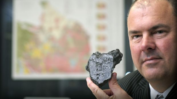 Mark Thompson's Talga Resources plans to convert high-grade graphite from Sweden into a material called graphene, which ...
