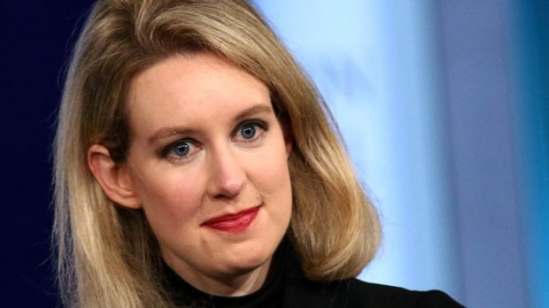 Elizabeth Holmes was a billionaire at 30 and being dubbed the Steve Jobs of biotechnology.