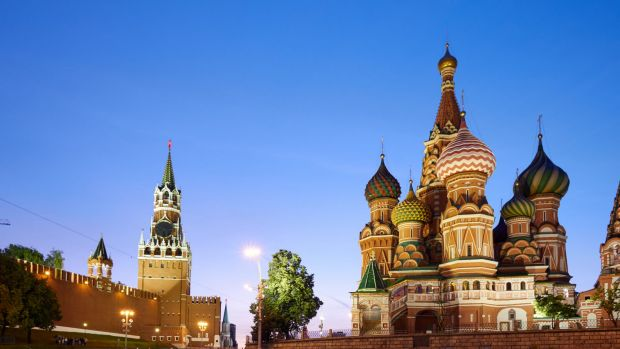 Fears of a power struggle at the Kremlin.