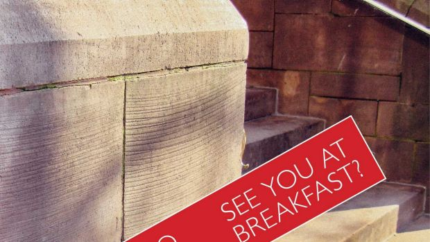 See You at Breakfast by Guillermo Fadanelli.