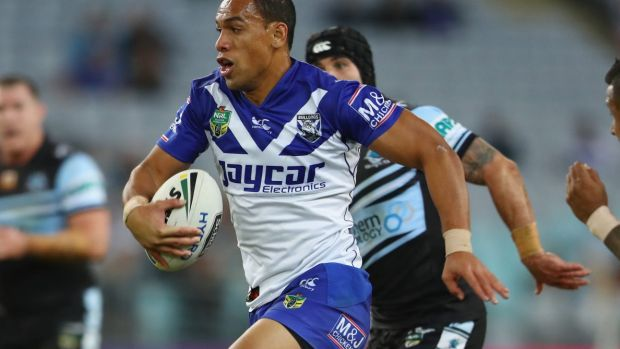 No Sunday play: Will Hopoate won't face Penrith at the weekend.