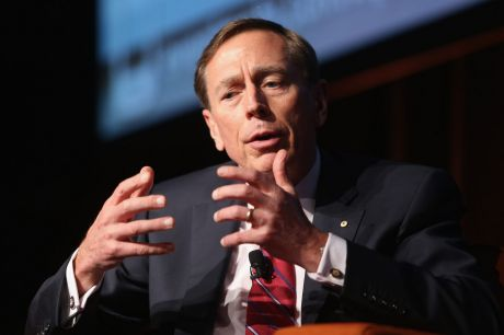 General David Petraeus has moved to reassure Australia and other allies about Donald Trump.