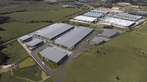Oakdale, developed by Goodman and Brickworks.  According to industrial property agents, Amazon has signed a lease deal ...