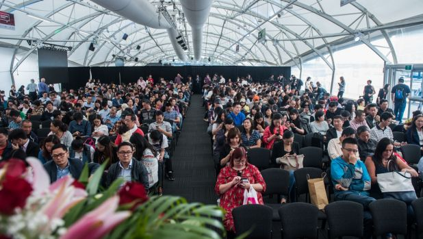 Australia's first conference connecting local businesses with Daigous.