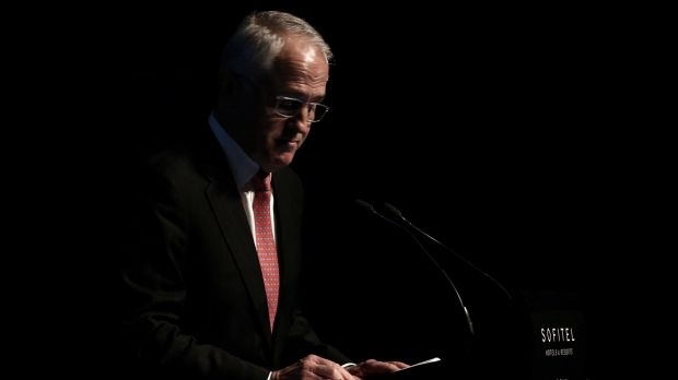Prime Minister Malcolm Turnbull has warned of dark times without reforms.