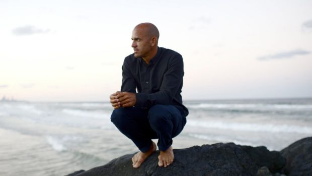 Kelly Slater will have to rest after suffering a nasty foot injury.