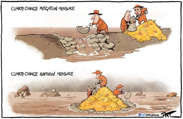 Canberra Times editorial cartoon for Sunday, June 12, 2016.