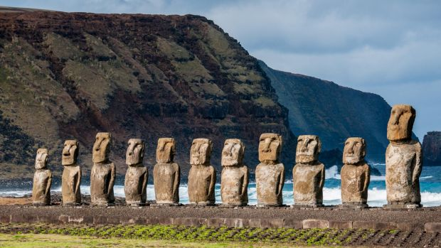 Rongorongo texts from Easter Island remain a mystery.