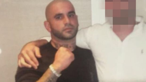 "Mahmoud ""Brownie"" Ahmad left Australia and travelled to Lebanon after a shooting at his brother's Condell Park smash ..."