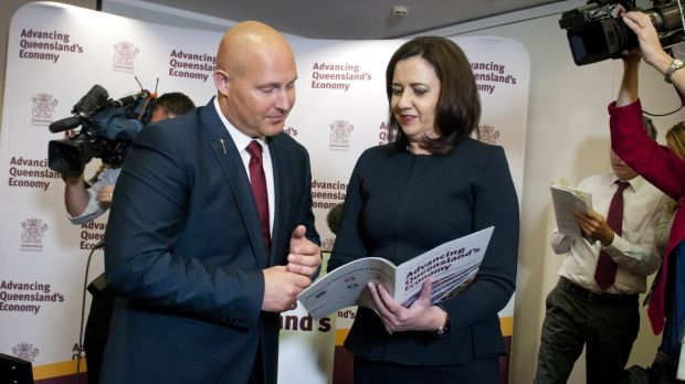 Infrastructure groups want Premier Annastacia Palaszczuk and Treasurer Curtis Pitt to deliver in next month's state budget.
