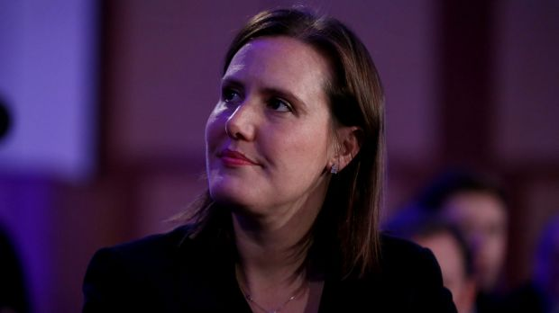 Kelly O'Dwyer is the new minister assisting for the public service.