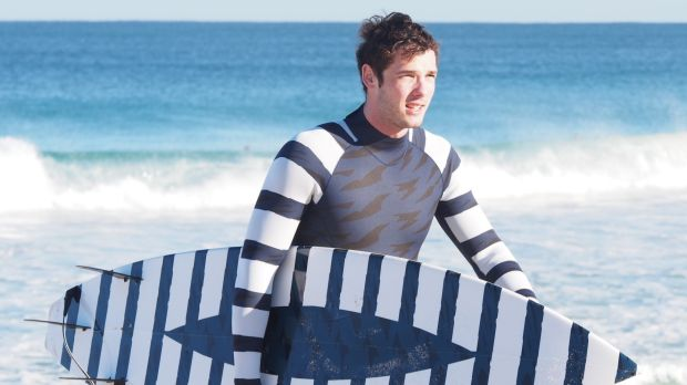 Shark Shield plans to trial a new shark deterrent could create a 100 metre protection zone around swimmers, surfers.