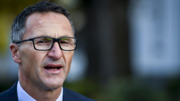 "Greens leader Richard Di Natale described the Left Renewal's manifesto as ""ridiculous"" and suggested its members ..."