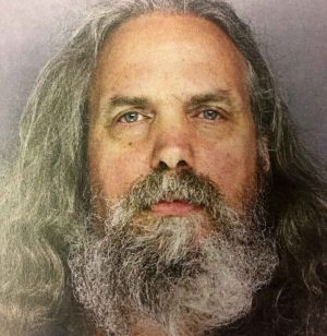 Arrested: Lee Kaplan was found with 12 Amish girls living at his house in Pennsylvania.